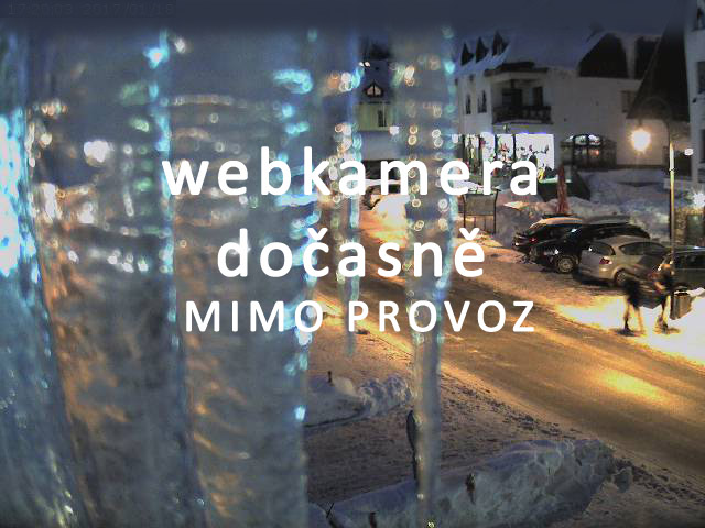 Webkamera Harrachov Centrum